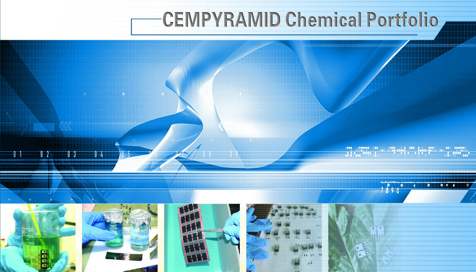 CEMPYRAMID Product Catalogue 2010